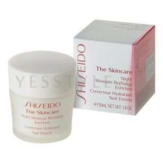 Buy Shiseido – The Skincare Night Moisture Recharge Enriched 50ml/1.8oz