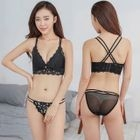 Set: Lace Bra + Panty 1596