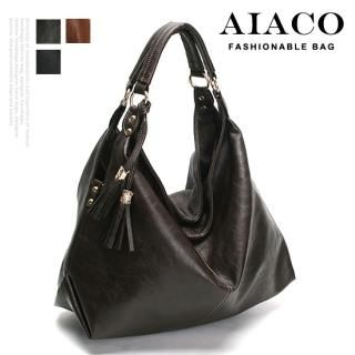 Picture of AIACO Faux-Leather Shoulder Bag 1021734603 (AIACO, Shoulder Bags, Korea Bags, Womens Bags, Womens Shoulder Bags)