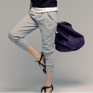 Buy PUFFY Studded Pants 1022890272