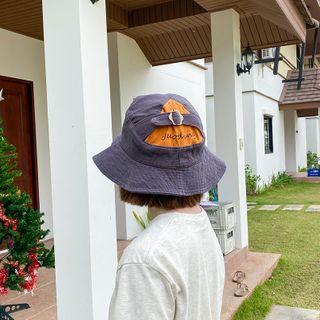 Image of Buckled Bucket Hat