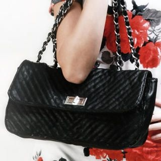 Buy Kvoll Chain-Strap Quilted Shoulder Bag 1022571675
