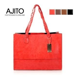 Buy AJITO Square Tote 1021534137