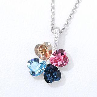 Swarovski | Necklace | Sterling | Pendant | Silver