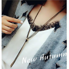 Knotted Chain Necklace 1596