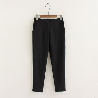 Straight Fit Pants 1057869530