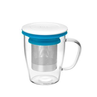 Glass Cup with Tea Infuser 1056889227