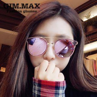 Double Brow Bar Sunglasses 1058447708