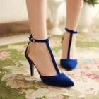 Pointy Strapped Pumps от YesStyle.com INT