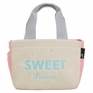 Buy ROOTOTE Sweet Dreams Rhinestone Tote Bag [ROOTOTE gimme Roo mini - Lustre-B] Oatmeal – One Size 1022323643