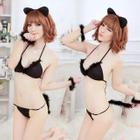 Cat Girl Lingerie Set 1596