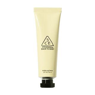 3 CONCEPT EYES - Back To Baby Make Up Base SPF 30 PA+++ (Cream Yellow) 30ml 30ml 1062525643