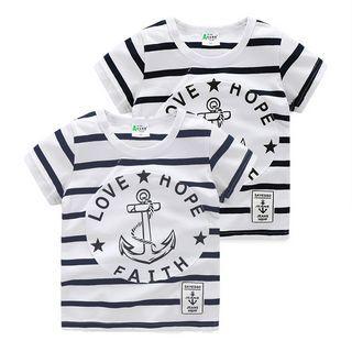 Short-sleeve   T-Shirt   Kid