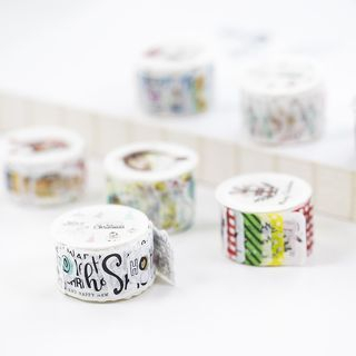 Set of 80 : Print Masking Tape 1063850955