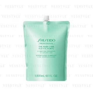 Shiseido - Professional Fuente Forte Clarifying Shampoo Dandruff (Refill) 1800ml 1061455271
