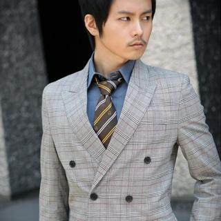 Buy ITSBOY Double Breasted Blazer 1022520327