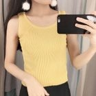 Ribbed Tank Top 1596