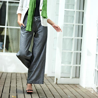 Picture of 19th Street Wide-Leg Pants 1021440667 (Womens Wide-Leg Pants, 19th Street Pants, China Pants)