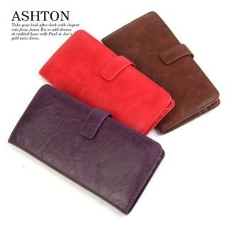 Picture of ASHTON Genuine Leather Wallet 1021656121 (ASHTON, Wallets, Korea Bags, Womens Bags, Womens Wallets)