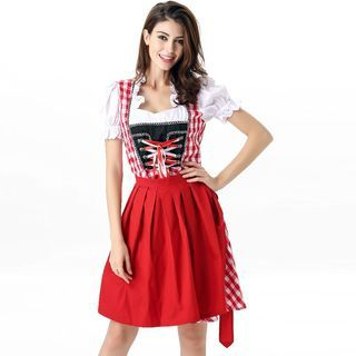 Beer Waitress Party Costume 1062153087