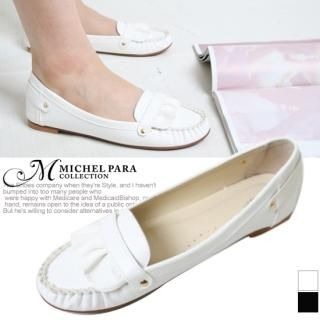 Picture of MICHEL PARA COLLECTION Flats 1022461889 (Flat Shoes, MICHEL PARA COLLECTION Shoes, Korea Shoes, Womens Shoes, Womens Flat Shoes)