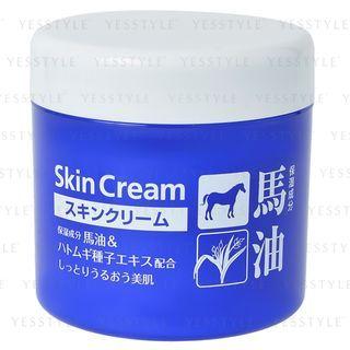 Image of Cosme Station - Horse Oil & Hatomugi Skin Cream 300g