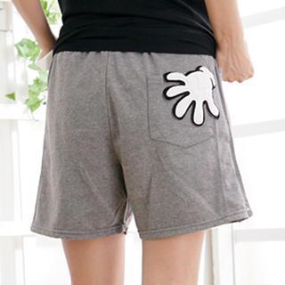 printed-cotton-shorts