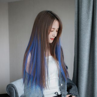 Image of Hair Extension - Straight Highlight