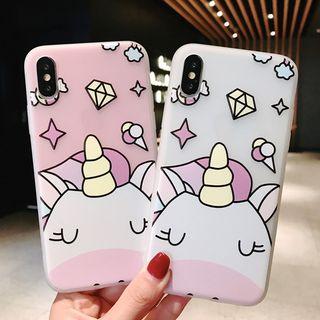 Unicorn   iPhone   Print   Case   Plus