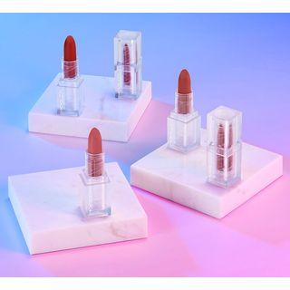 MOOLDA - Color Bang Matte Lipstick (5 Colors) #03 Nudy Rose 1064357885