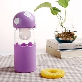 Mushroom Glass Cup 1050841470