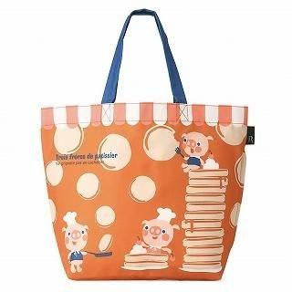 """Buy ROOTOTE [Medium] Tote Bag """"Patissier"""" Orange – One Size 1013879816"""