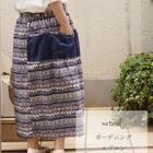 Bohemian Patterned Skirt 1596
