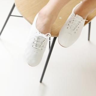 Buy Youareagirl Genuine Leather Sneakers 1022560080