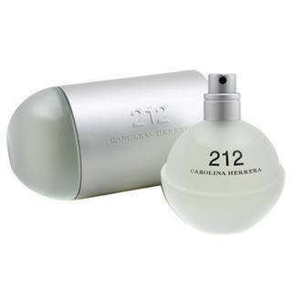 Buy Carolina Herrera – 212 Eau De Toilette Spray (2x50ml) 100ml/3.4oz