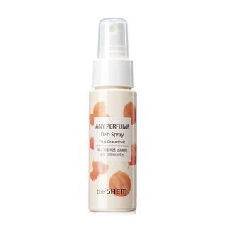The Saem - Any Perfume Deo Spray (Pink Grapefruit) 50ml 50ml 1055731264