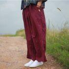 Wide-Leg Pants 1596