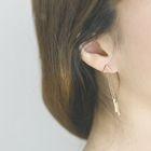 Triangle Earrings As Figure - One Size 1596