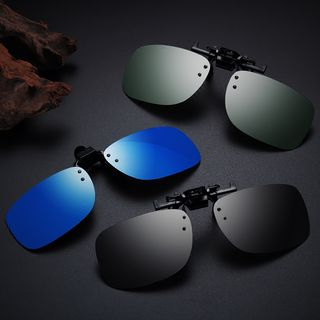 Image of Clip-On Sunglasses