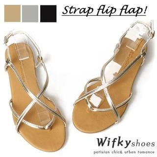 Buy Wifky Strappy Sandals 1022830471