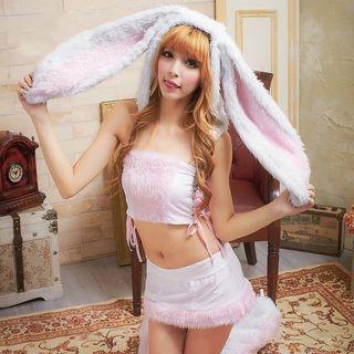 Bunny Girl Lingerie Costume 1053413228