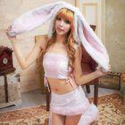 Bunny Girl Lingerie Costume 1596