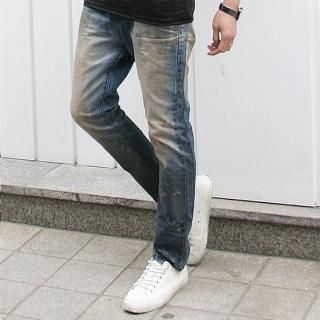 Buy Groove9 Washed Jeans 1022531369