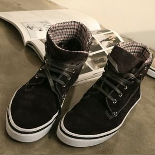 Buy MUTNAM Lace-Up High-Top Sneakers 1021694352