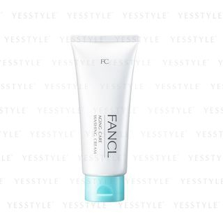 Image of Fancl - Aging Care Washing Cream 90g