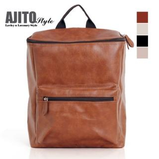 Picture of AJITO Faux Leather Backpack 1021091160 (AJITO, Backpacks, Korea Bags, Womens Bags, Womens Backpacks)