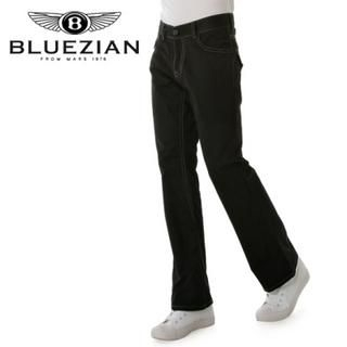 Picture of BLUEZIAN Boot-Cut Jeans Dark Brown - S 1022547864 (BLUEZIAN, Mens Denim, Korea)