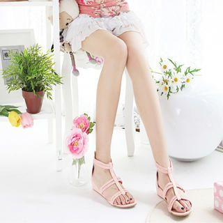 Picture of KAWO Braided Strap Flat Sandals 1022910922 (Sandals, KAWO Shoes, China Shoes, Womens Shoes, Womens Sandals)