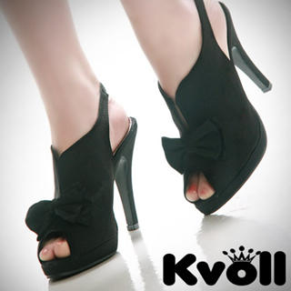 Picture of Kvoll Bow Peep-Toe Platform Slingback Stilettos 1022512472 (Other Shoes, Kvoll Shoes, China Shoes, Womens Shoes, Other Womens Shoes)