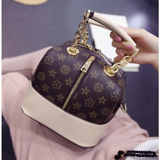 Faux Leather Handbag 1050050691